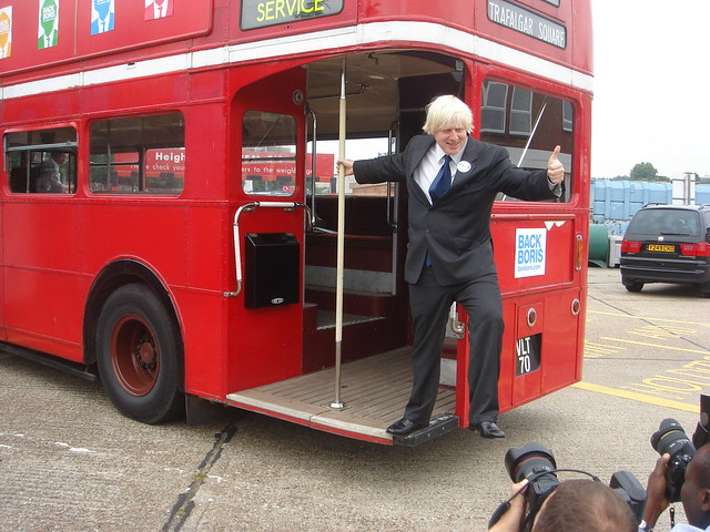 Boris Johnson in Bexley 009