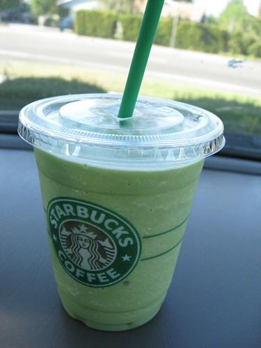 Green Tea Frappuccino | Flickr - Photo Sharing!