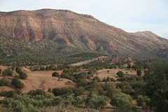 Aldeia de Imarigha na Montanha e as Minas de Sal
