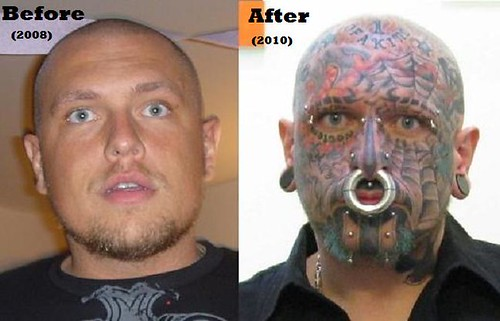 BEFORE AND AFTER!! BELIEVE IT OR NOT!!