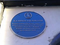 Photo of Eugène Goossens blue plaque