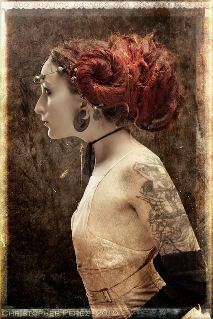 Irish - Noir Victorian Gothic