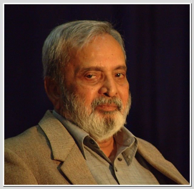 U R Ananthamurthy Dr. U.R Anantha...