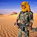 N05-14 - Desert Soldier by Sergio Pessolano