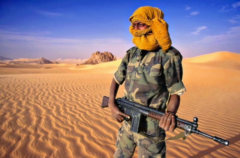 N05-14 - Desert Soldier