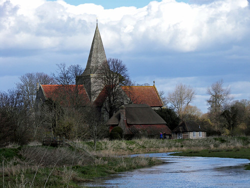 Alfriston - East Sussex - UK