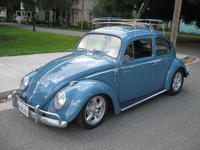 vw bug custom flickr photo sharing