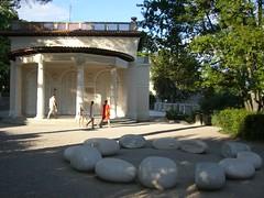Juraj Sporer pavillion