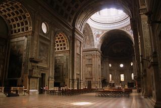 Basilica of St. Andrea, Mantova