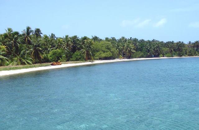 Кайе-Колкер пляж