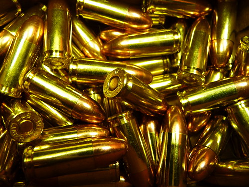 Bullet pile