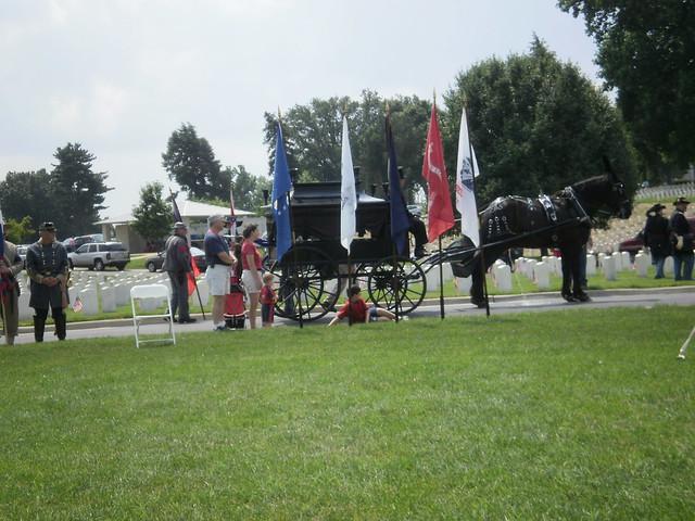 Header of Jefferson Barracks National Cemetery