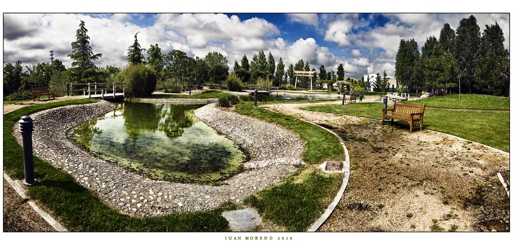 jardin botanico arroyo de la encomienda