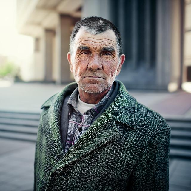 A stranger: Ukraine, Simferopol