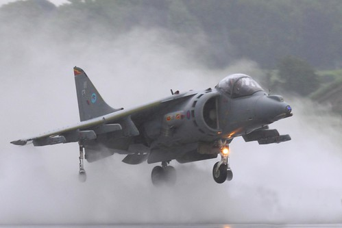 ZD330 BAe Harrier GR9