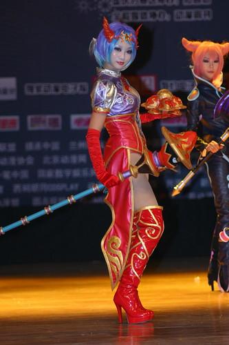 漫域Cosplay北京总决赛_和邪社79