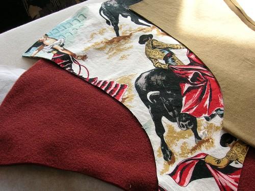 Nels' Raincoat Fabrics, Up Close
