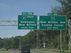 Route 84 Exit 39