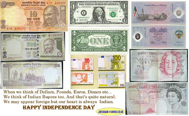 british pound currency in india