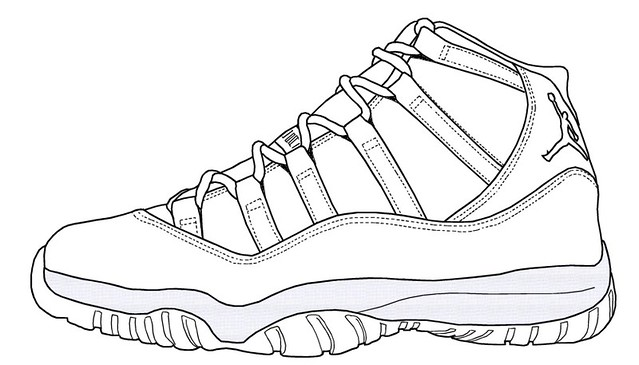 jordan coloring pages for kids - photo#19