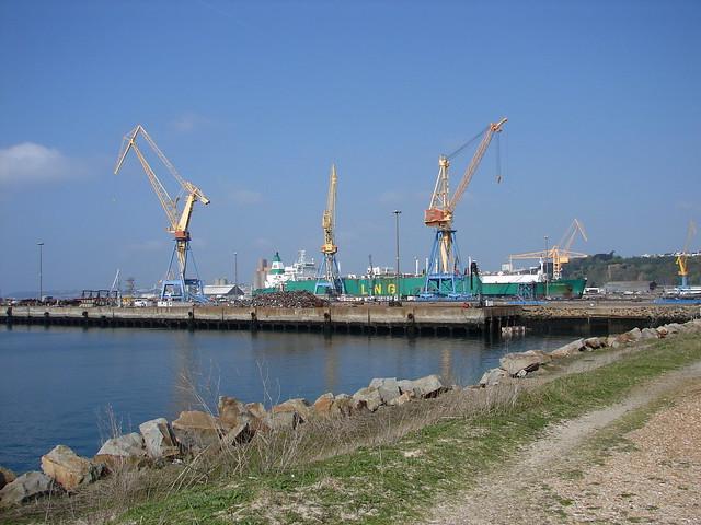 Brest port de commerce flickr photo sharing - Restaurant port de commerce brest ...