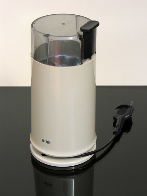 Braun Coffee Mill Parts