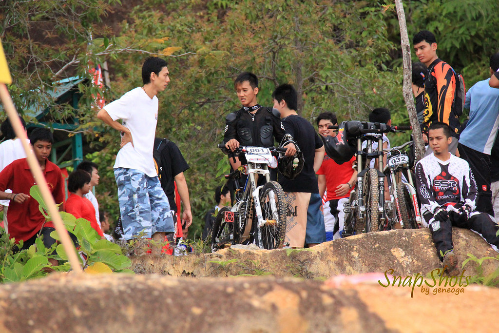 Bikers' Discussion