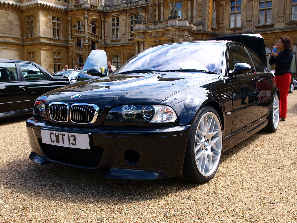Bmw car club waddesdon manor national concours july 2008