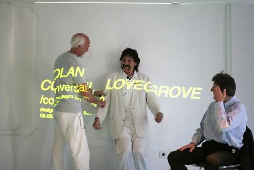 Lovegrove on Colani