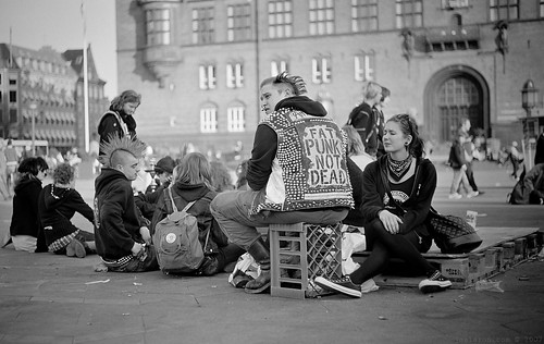 Punks in the Square #3