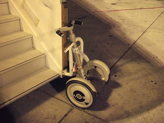 Lonely segway