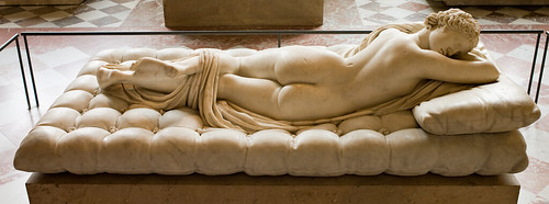 Sleeping Hermaphrodite 1