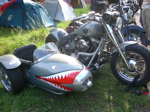 Harley Davidson side car