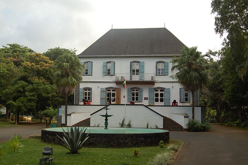 Mahebourg Naval Museum in Mauritius. Picture via http://www.flickr.com/photos/orcaeyes/ CC by NC-SA