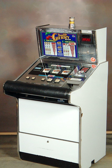 bar top slot machine
