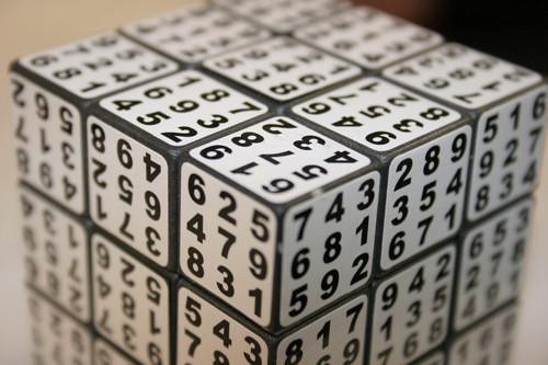 I6139 - Cubic Sudoku