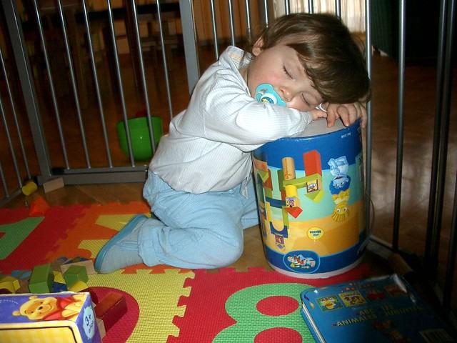 Durmiendo - sleeping