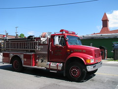 Etowah Fire Department Engine 302