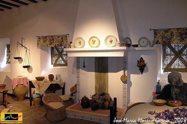 Utensilios muebles y ajuar para la casa museo etnogr fi - Muebles jose maria ...