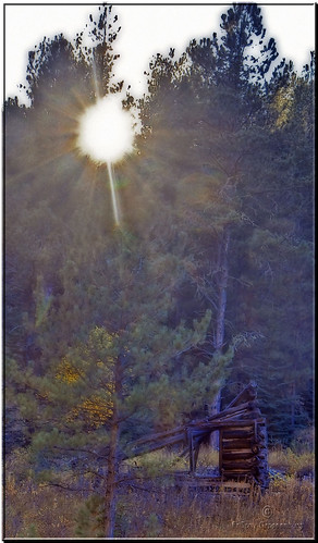 sunset fall abandoned southdakota blackhills landscape photo seasons mystic adobephotoshopelements canonefs1755mmf28isusm canoneos50d exposurefusion adobephotoshopelements7 alienskinexposure3