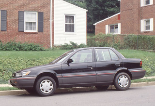 Roger's 1990 Mitsubishi in Arlington
