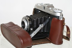 AGFA Isolette 1 - Open
