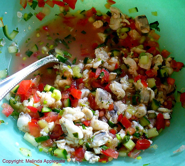 Mexican Ceviche | Mexican Food Recipes