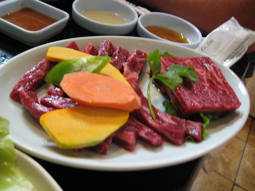 BBQ beef rib