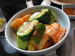 mixed Kimchi