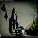 BikeTraveller's shadow, Nicaragua