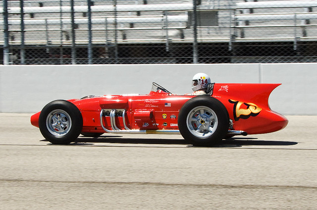 1956 Novi Race Car
