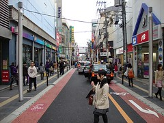 Busy Streets of Japan