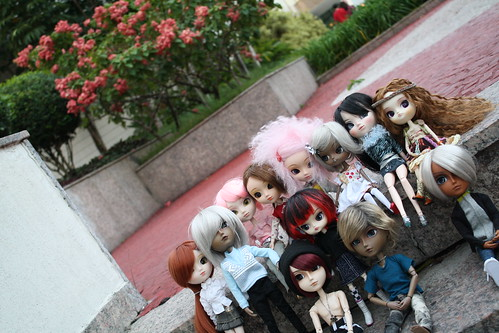 mini doll meeting