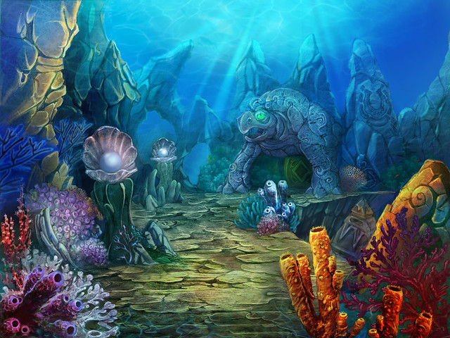 Atlantis Adventures background 06